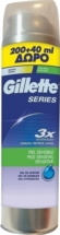 GILLETTE GEL 200ml
