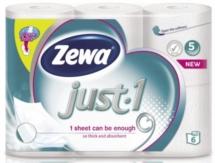 ZEWA JUST-1 6 ΡΟΛΑ