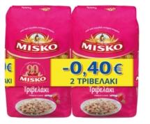 MISKO ΤΡΙΒΕΛΑΚΙ 2x500g