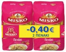 MISKO ΠΕΝΝΕΣ 2x500g