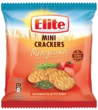 ELITE mini CRACKERS 50g