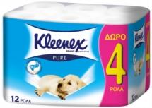 KLEENEX PURE 12 ΡΟΛΑ