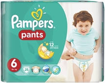 PAMPERS PANTS 25 ΤΕΜ.