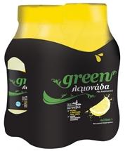GREEN ΛΕΜΟΝΑΔΑ 4x330ml