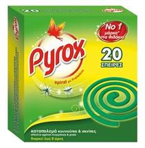 PYROX SPIRAL 20 ΤΕΜ.