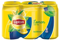 LIPTON ICE TEA 6x330ml