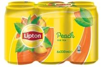 LIPTON ICE TEA 6x330ml