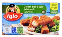 IGLO FISH STICKS 250g