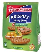 KRISPIES ΧΩΡΙΣ ΖΑΧΑΡΗ