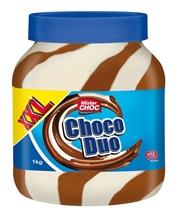 MISTER CHOC CHOCO DUO