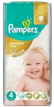 PAMPERS PREMIUM CARE 52.000 Τεμ