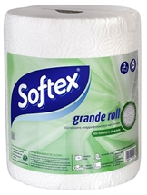SOFTEX GRANDE ROLL 349g 0.349 Kg
