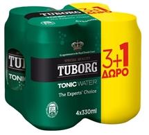 TUBORG TONIC 4x330ml
