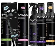SYOSS ΠΡΟΪΟΝΤΑ STYLING