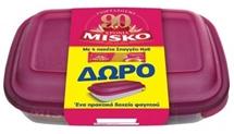 MISKO Νο. 6 4x500g