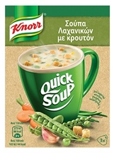 KNORR QUICK SOUP 36g