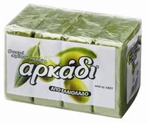 ΑΡΚΑΔΙ ΣΑΠΟΥΝΙ 4x150g