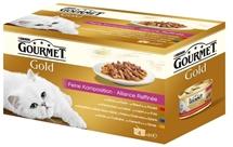 GOURMET GOLD 4x85g