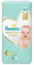 PAMPERS PREMIUM CARE 104.000 Τεμ