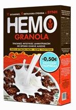 HEMO GRANOLA 400g