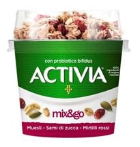 ACTIVIA MIX & GO 170g