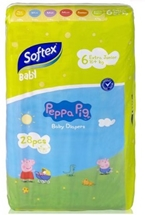 SOFTEX BABY EXTRA JUNIOR