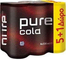 PURE COLA 6x330ml 3.960 Lt