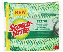 SCOTCH BRITE FRESH