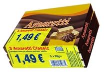 AMARETTI ΓΚΟΦΡΕΤΑ 3x68g