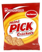 PICK MINI CRACKERS 70g