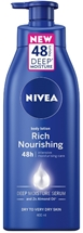 NIVEA BODY LOTION 400ml