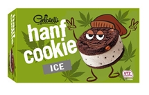 GELATELLI HANF COOKIE ICE