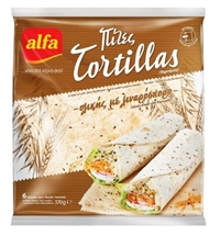 ALFA TORTILLAS