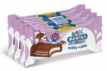 ΜΕΒΓΑΛ MILKY CAKE 4x28g