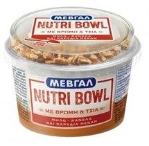 ΜΕΒΓΑΛ NUTRI BOWL 158g