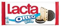 LACTA OREO WHITE 100g
