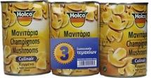 HOLCO ΜΑΝΙΤΑΡΙΑ 3x400g