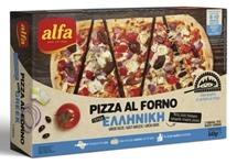 ALFA PIZZA AL FORNO 640g