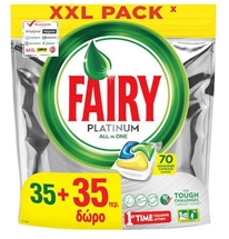 FAIRY PLATINUM 70 ΤΕΜ.