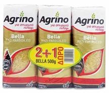 AGRINO ΡΥΖΙ BELLA 500g