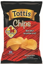 TOTTIS CHIPS 110g