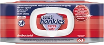 WET HANKIES EXTRA SAFE