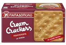CREAM CRACKERS 195g