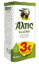 ΑΛΤΙΣ ΕΛΑΙΟΛΑΔΟ 4Lt