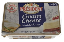 PRESIDENT CREAM CHEESE