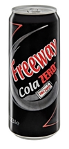 FREEWAY COLA ZERO 330ml