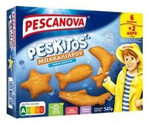 PESCANOVA PESKITOS 320g