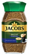 JACOBS DECAF 100g