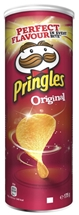 PRINGLES CHIPS 175g