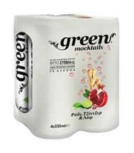 GREEN MOCKTAILS 4x330ml